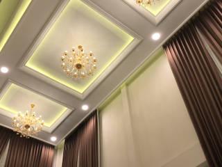 Desain Ceiling 2:  Koridor dan lorong by PT. Leeyaqat Karya Pratama