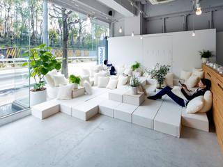 ととのえる展 北欧デザインの リビング の すずき/suzuki architects (一級建築士事務所すずき) 北欧