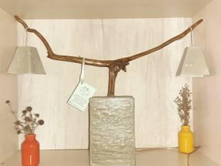 Lámpara de mesa. :  de estilo  por DecoTienda