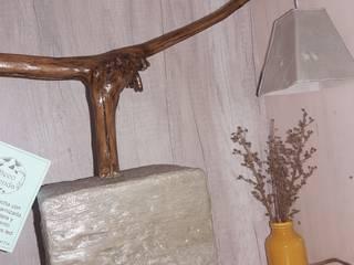 Lámpara de mesa:  de estilo  por DecoTienda