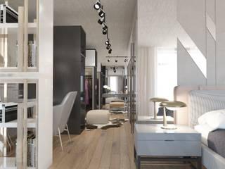 IKLIMA SENOL ARCHITECTURAL- INTERIOR DESIGN & CONSTRUCTION – BARIŞ SİTESİ VİLLA PROJESİ:  tarz