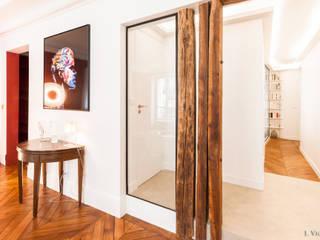 Appartement de 110m2 - Paris 10è - Atelier Florent:  de style  par ATELIER FLORENT - Architectes d'Intérieur Paris, Moderne