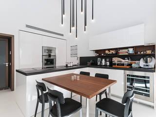 Imperatore Architetti Cocinas de estilo moderno