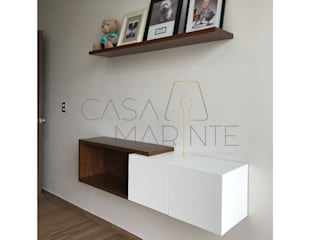 - PROYECTO JG - de Casa Marinte Moderno