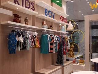 Loja: Shopping Centers  por CASARIO ARQUITETURA E INTERIORES