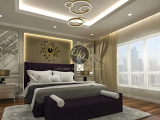 Interior Design classic:  Kamar Tidur by PT. Leeyaqat Karya Pratama