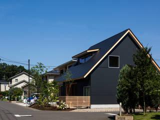castor: ポーラスターデザイン一級建築士事務所が手掛けた家です。