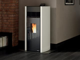 New kid on the block - Bianca Lux 12kw pellet unit:   by Italian Vibes PTY,