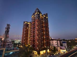 Landmark Vertica by Kembhavi Architecture Foundation Modern