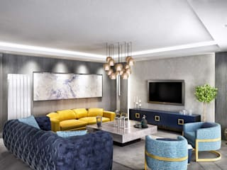 ANTE MİMARLIK Walls & flooringPictures & frames