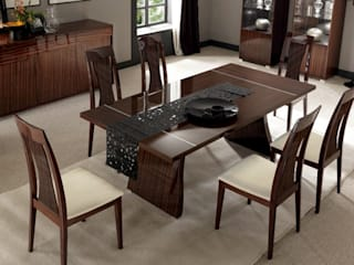 Dining table designs:   by Azuri