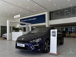 VAN NAM FURNITURE & INTERIOR DECORATION CO., LTD. Modern car dealerships