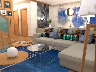 Livings modernos: Ideas, imágenes y decoración de PLAN B INTERIORISMO Moderno
