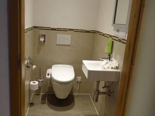 "Hotel equipado com Shower Toilet Seat ""seat only solution"" Banita, Lda. - Sanita Bidé Casa de banhoAssentos Branco"