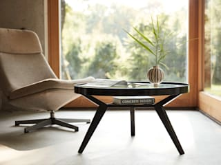 Neuvonfrisch - Möbel und Accessoires ห้องนั่งเล่นโต๊ะกลางและโซฟา
