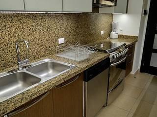 Kitchen by Bienes Raices Gaia, Modern