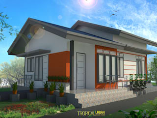 Rumah Bp. Ridho Oleh Tropical Urban Design Studio