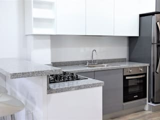 Design company Minimalist kitchen White