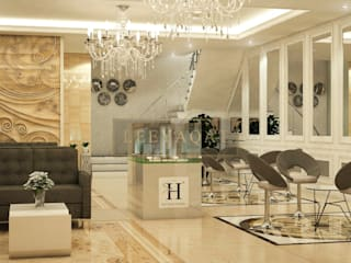 Marketing Gallery Area view 1:  Gedung perkantoran by PT. Leeyaqat Karya Pratama