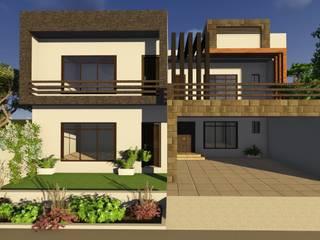 : Дома в . Автор – 4Design