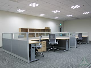 VAN NAM FURNITURE & INTERIOR DECORATION CO., LTD. Oficinas y Comercios