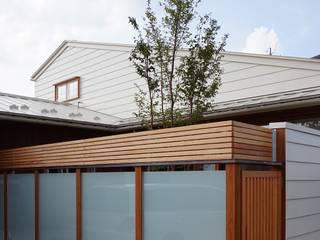 Scandinavian style houses by 有限会社建築計画 Scandinavian