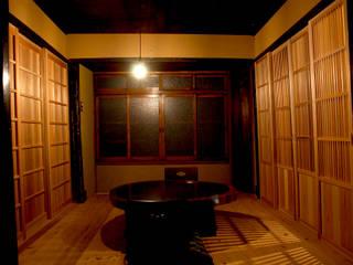 あじき路地 改修工事: Echizen Ryouta Design Laboratoryが手掛けたです。,