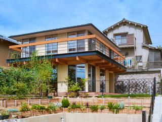 壱分の家 新築工事: Echizen Ryouta Design Laboratoryが手掛けた家です。,