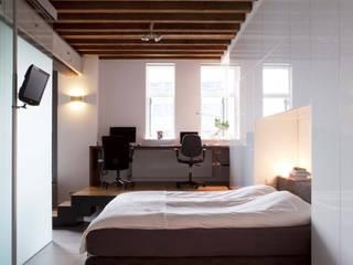Kamar Tidur Gaya Skandinavia Oleh Thijssen Verheijden Architecture & Management Skandinavia