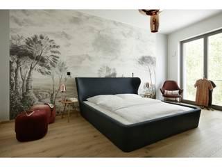 Wohnungsprojekt | Kater Holzig Moderne Schlafzimmer von Hotel ULTRA Concept Store Modern