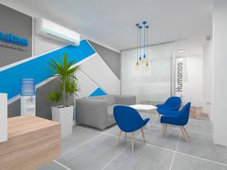 Diseño de oficinas de Dies diseño de espacios Moderno