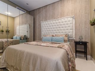 The Beige Bedroom Kamar Tidur Klasik Oleh Aorta the heart of art Klasik