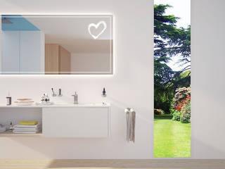 Badspiegel HEARTH von spiegelshop24
