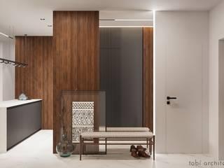 Hành lang theo Tobi Architects, Tối giản