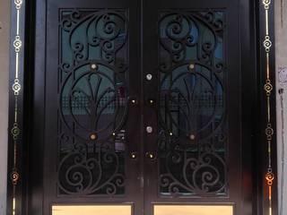 Villa Giriş Kapıları Ayteksa L.t.d Klasik