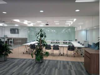 Corporativo Bumeran / Inmuebles 24: Estudios y oficinas de estilo  por Spazzio