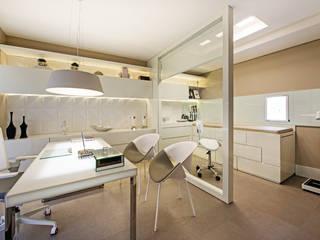 Oficinas de estilo  por BG arquitetura | Projetos Comerciais, Moderno