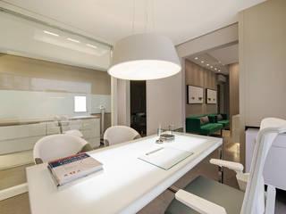 Decoração e Interiores |Consultório Médico de Cardiologia Escritórios modernos por BG arquitetura | Projetos Comerciais Moderno