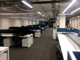 Corporativo: Datavisión: Estudios y oficinas de estilo  por Spazzio ,