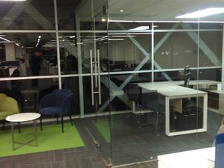 Corporativo: Datavisión: Estudios y oficinas de estilo  por Spazzio