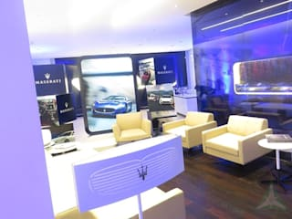SHOWROOM MASERATI VAN NAM FURNITURE & INTERIOR DECORATION CO., LTD. Đại lý xe hơi