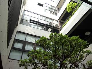 中庭全景-2:   by 鵝牌氣密窗-台中直營店