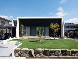 Scandinavian style houses by アーキシップス京都 Scandinavian