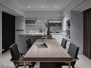 Modern dining room by SECONDstudio Modern