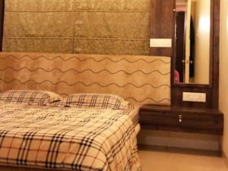 Interiors Classic style bedroom by DCON ARCHITECTS Classic
