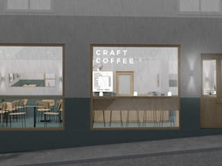 Craft Coffee:  Gastronomy by Lunar Lunar