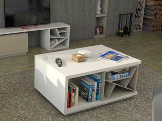 Decordesign Interiores SalasAccesorios y decoración Blanco