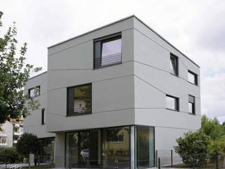 Minimalist house by boehning_zalenga koopX architekten in Berlin Minimalist