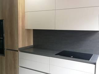 Foto de portada Qdekitchen Cocinas de estilo moderno Blanco