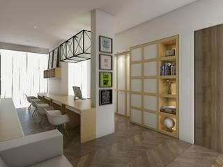 Venty's Office Desain Konstruksi Arsitektur Kantor & Toko Minimalis
